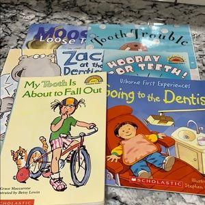 6 Teeth Kids Books- 2